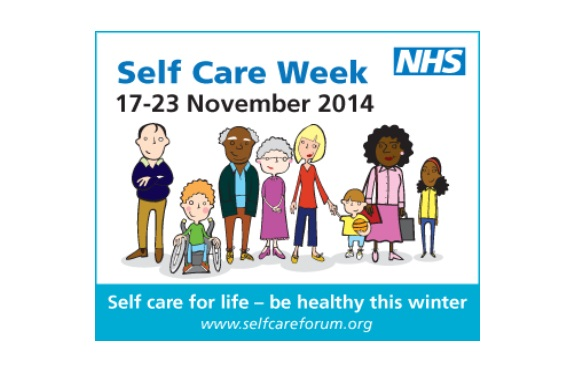 Review of Self Care Week 2014
