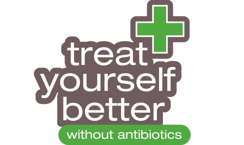 Treat Yourself Better without antibiotics campaign launches