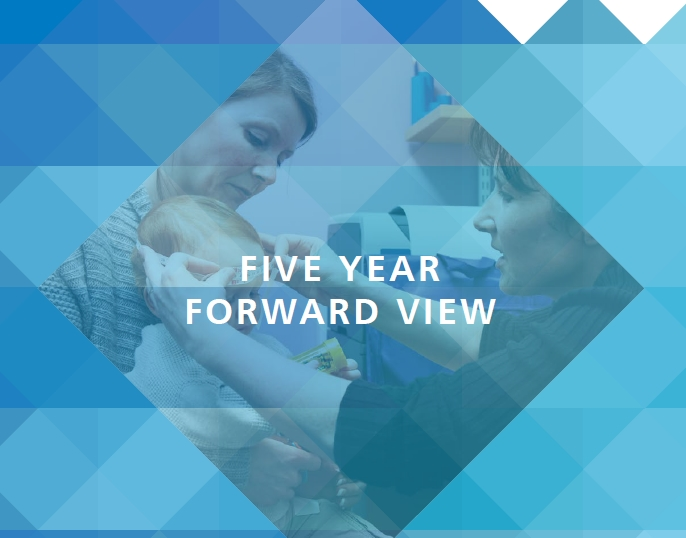 Self care and the 'NHS Five Year Forward View' (video)