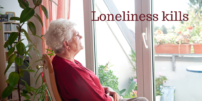 Loneliness as harmful as smoking 15 cigarettes a day