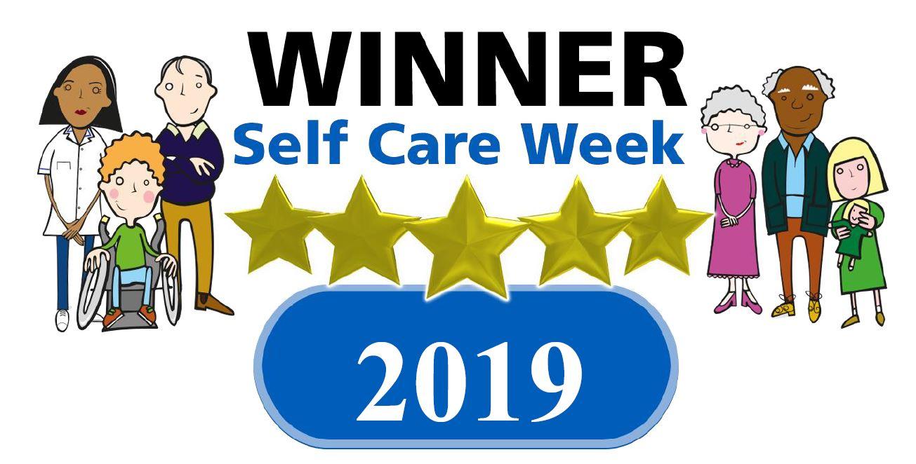 Self Care Week Award Winners Announced