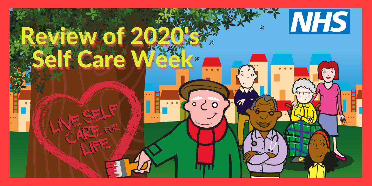 Review: Self Care Week 2020