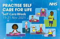 New Self Care Week Logos
