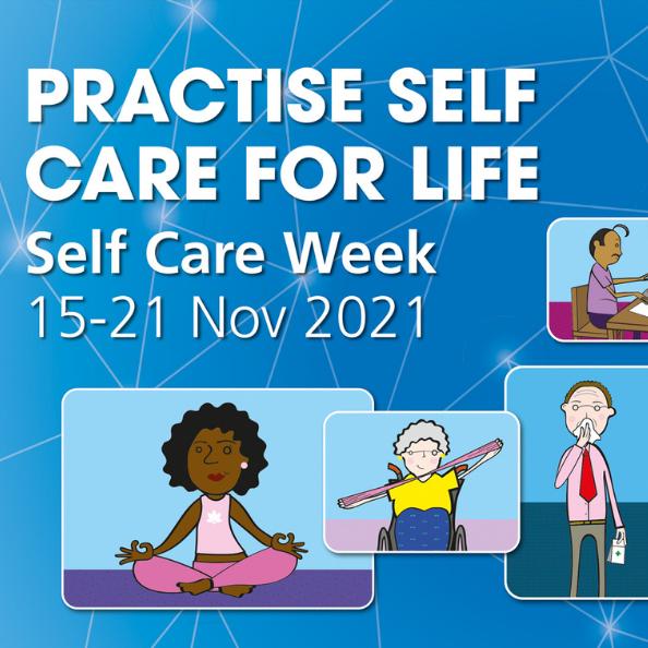 Self Care Week Badges – Order Now
